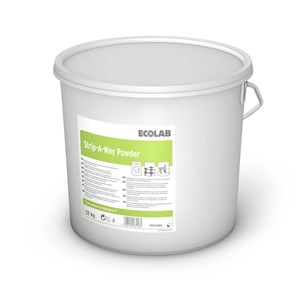 ECOLAB STRIP-A-WAY POWDER 12 KG 9031480