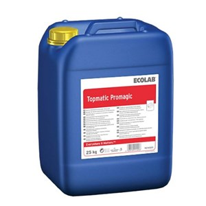 ECOLAB TOPMATIC PROMAGIC 25KG ŚR.DO M.M.9014020